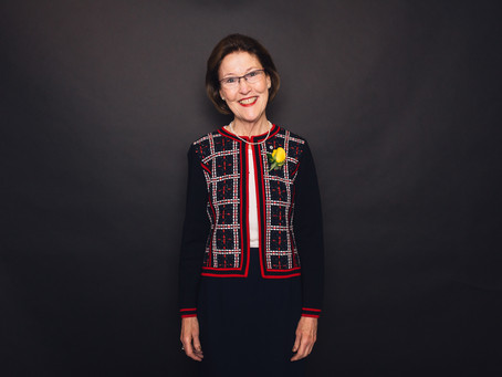 Mary Rozsa de Coquet appointed to the Board of Directors of the Alberta Foundation for the Arts.