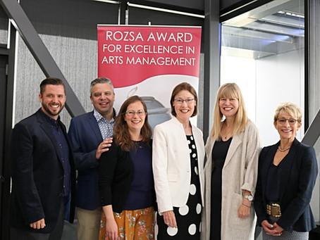 2018 Rozsa Award Shortlist Announced