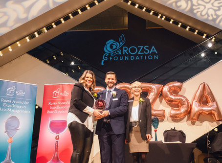 Rozsa Awards 2019 Recipients Announced