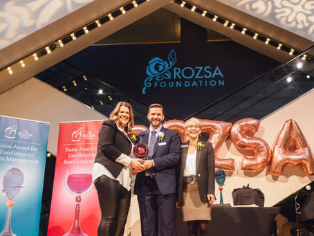 Rozsa Awards 2019 Recipients Announced