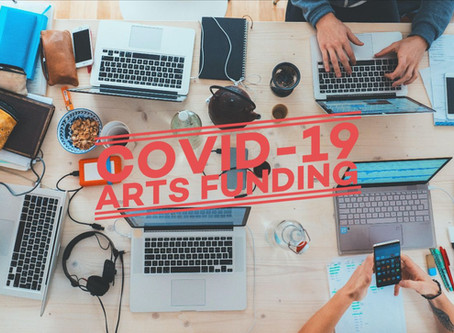 Free Webinar on COVID-19 Funding Opportunities for the Arts