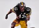 Polamalu Custom Sports figure Zombie
