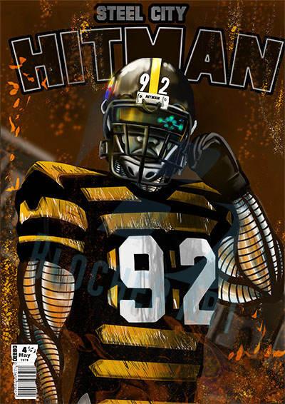 Steel City Hitman