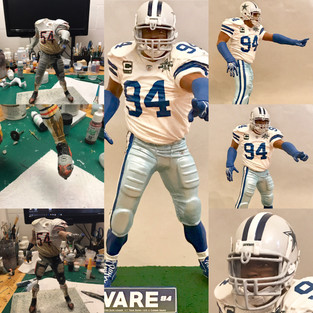 Custom Sculpt Demarcus Ware