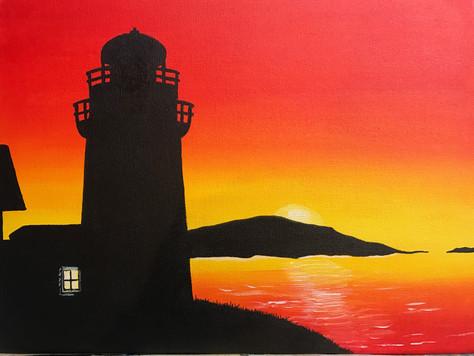 """""""Summer Lighthouse"""""""
