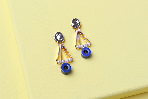 HOPE EARRING STUDS