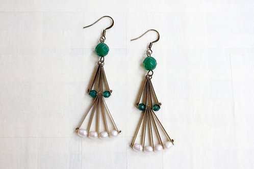 CRYSTA EARRINGS