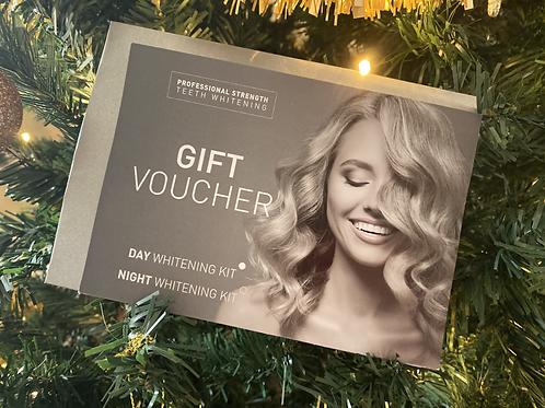 Gift Voucher - Teeth Whitening