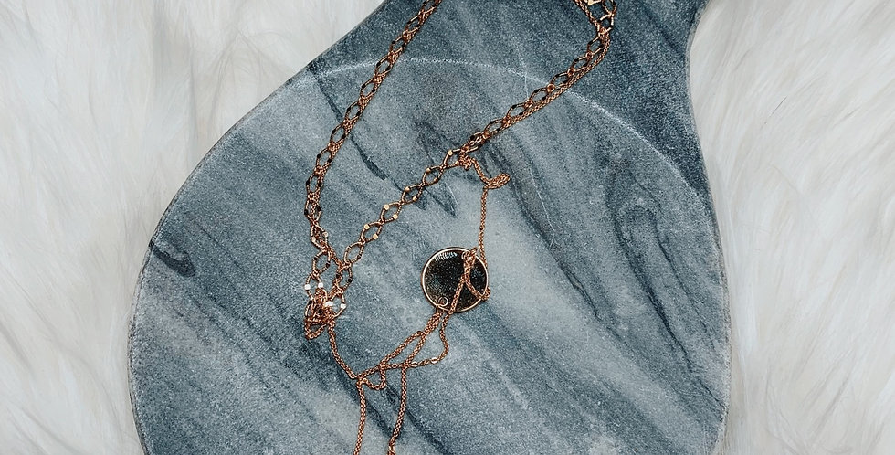 Lindsey | Layered Necklace