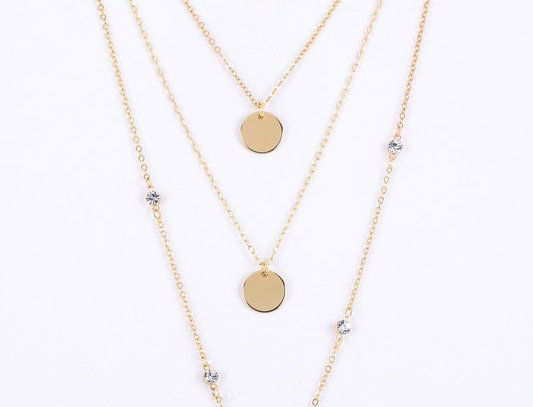 Penelope Layered Necklace