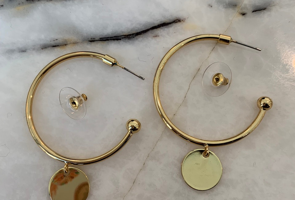 Goldie Hoop Earrings