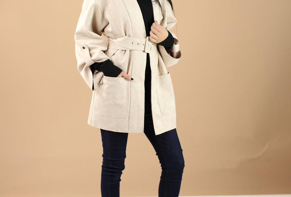 Kya Suede Coat