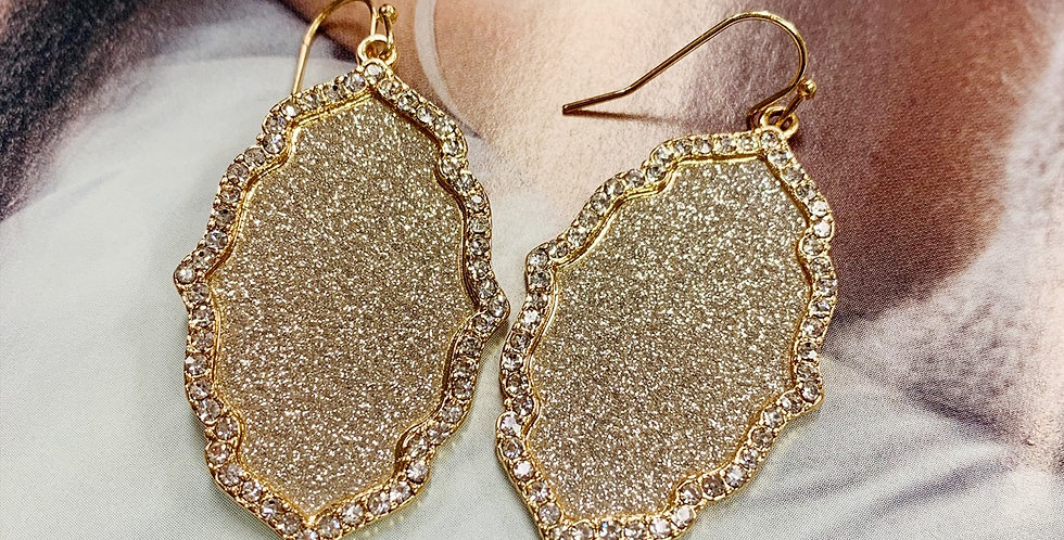 Kenzo Shimmer Earrings