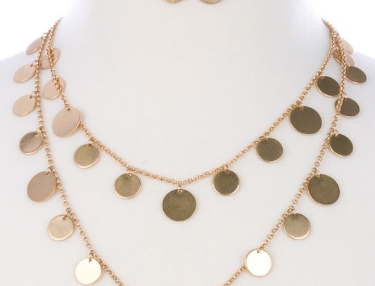 Camille Layered Necklace