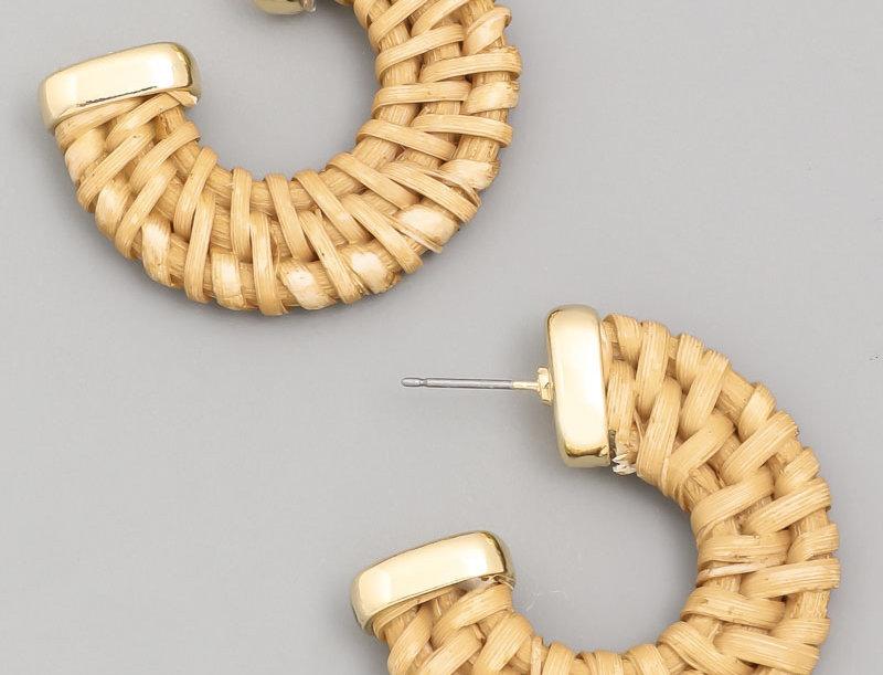 Summer Time earrings
