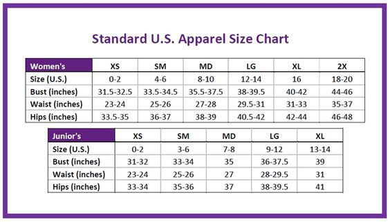 LL women-junior size chart.jpg
