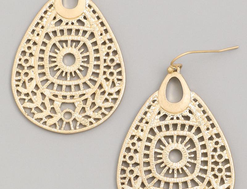 Egyptian Love Earrings