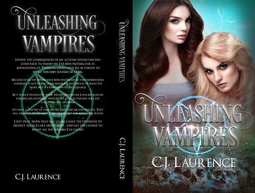 Unleashing Vampires Paperback