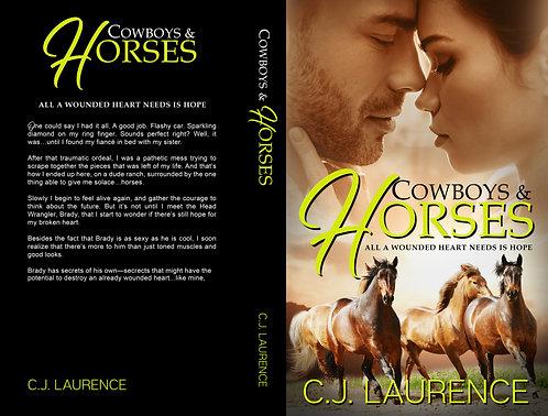 Cowboys & Horses Paperback