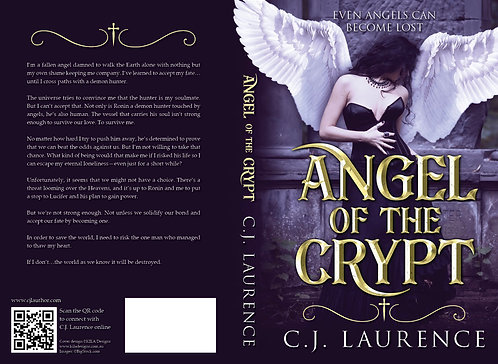 Angel of the Crypt Paperback