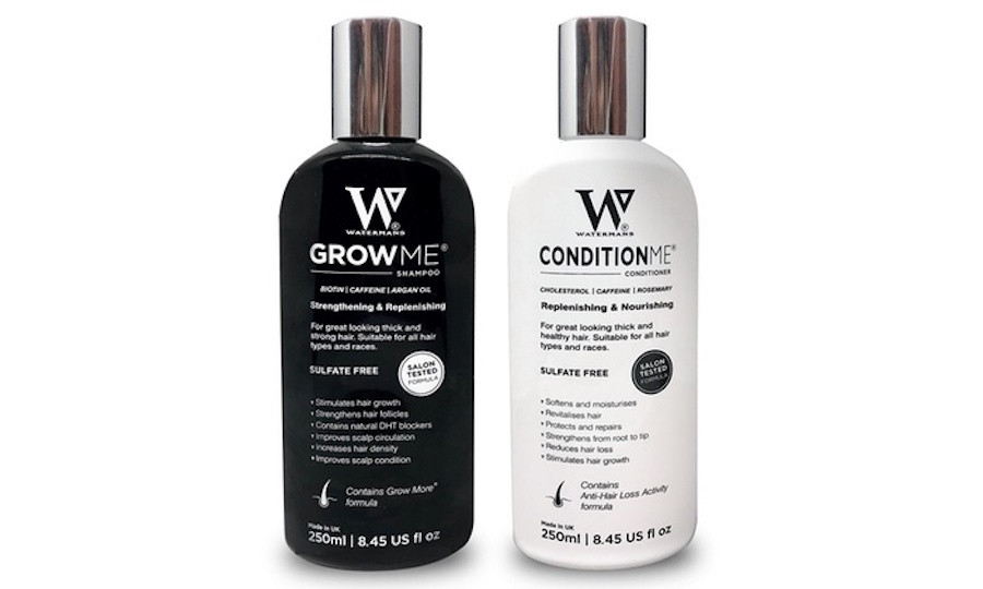 Watermans Grow Me Shampoo and Conditioner