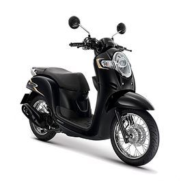 scoopy for rent