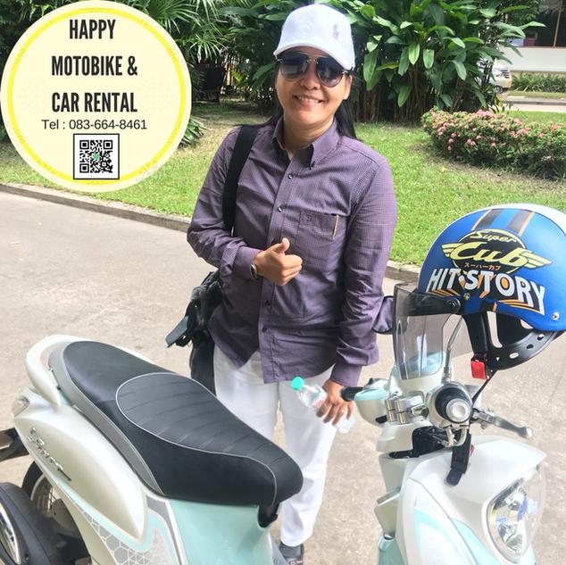motorbike rental udon