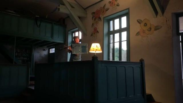Mattia Petrilli performing from the Aquage Suite