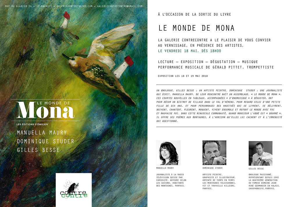 Le Monde de Mona_Manuella Maury
