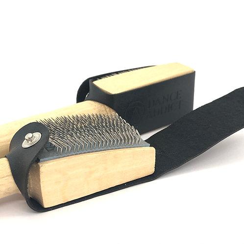 Suede Dance Shoe Brush