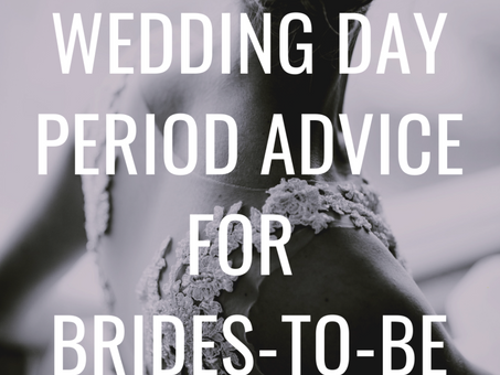 PERIODS AND WEDDINGS