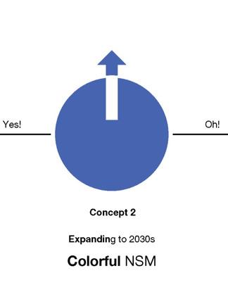 3 concepts for NSM