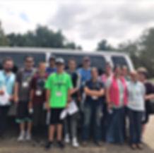 Bible Baptist Church Teens and Twenties, Dickinsn ND