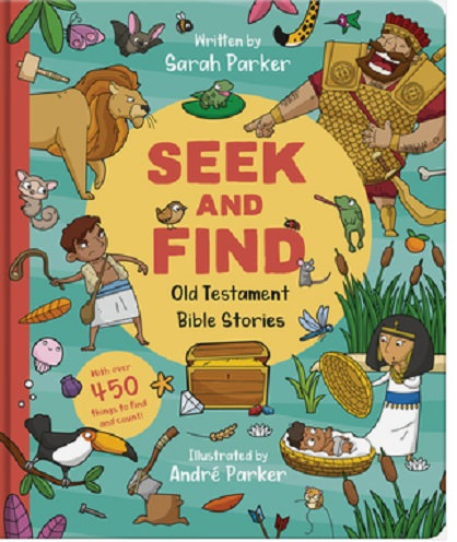 Seek and Find: The Old Testament
