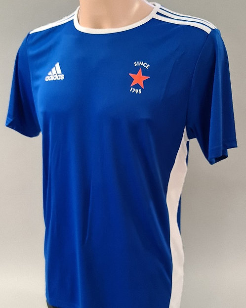 1795 Adidas Blue Sports Jersey