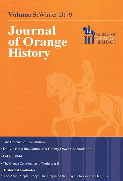 Journal of Orange History - Volume 5