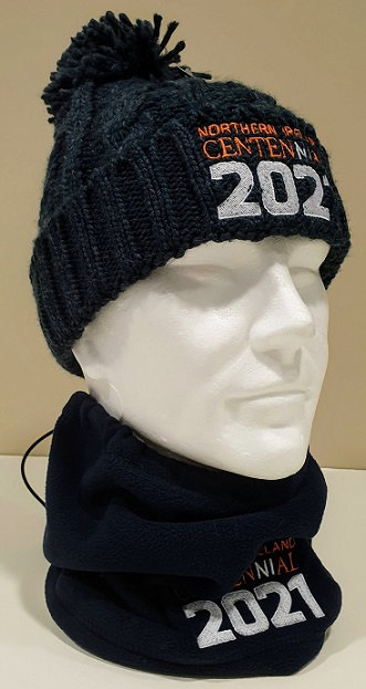CentenNIal Bobble Hat + Snood