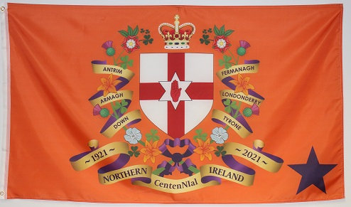 Northern Ireland Centennial Flag