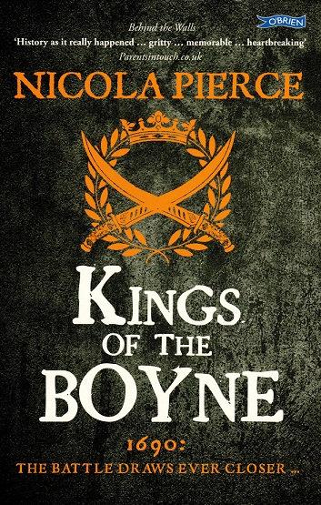 Kings of the Boyne by Nicola Pierce