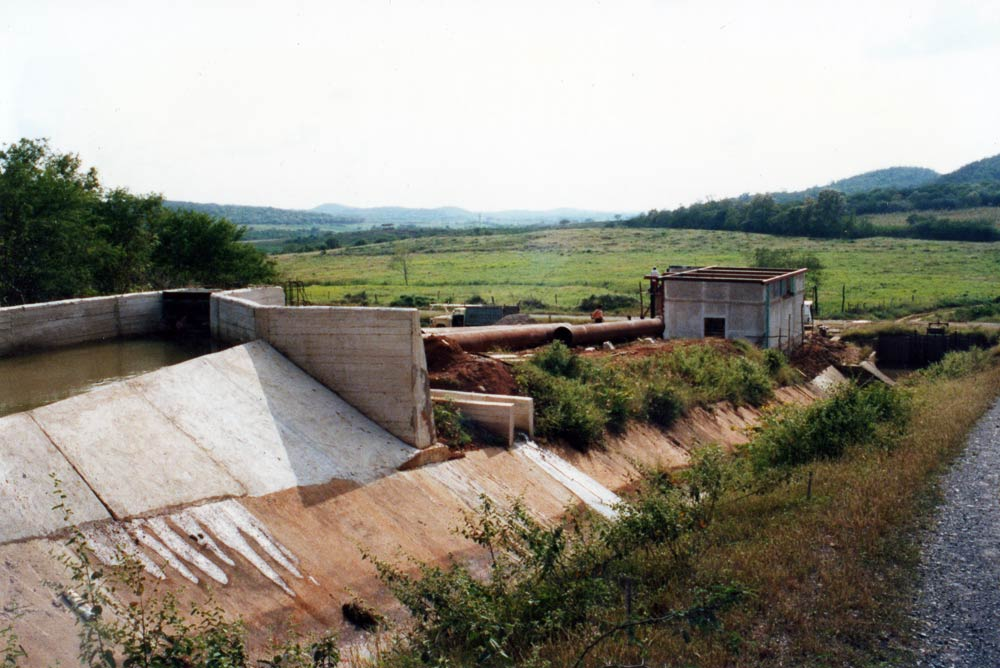 01-New_Intake_and_penstock_with powerhouse_under_construction