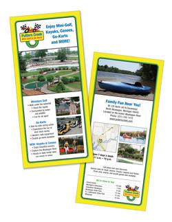 Putters Creek display-rack card