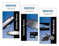 Gentex tradeshow signage