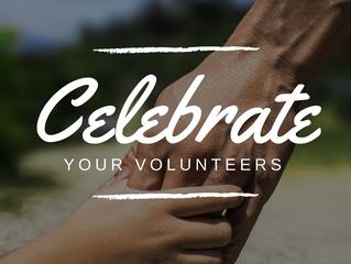 Celebrate Your Volunteers