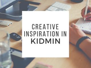 Creative Inspiration in Kidmin