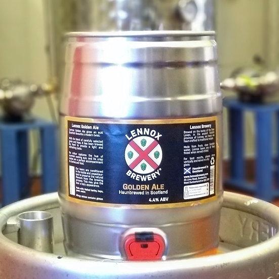 Lennox Golden Ale 5L Mini Keg
