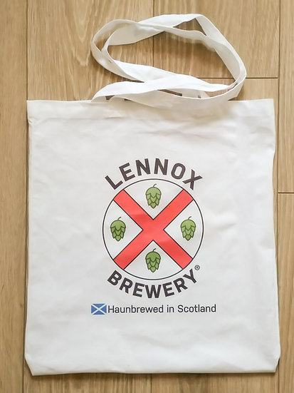 Lennox Brewery Tote Bag