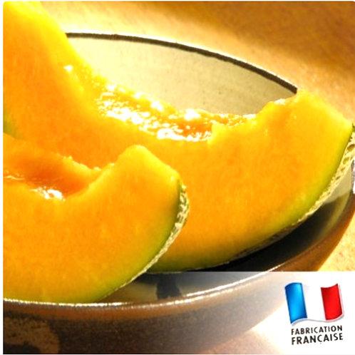 Bougie petite bonbonnière Melon