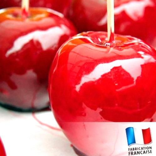 Pot de confiture pomme d'amour