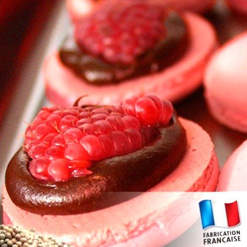 Bougie parfumée Mini pot de confiture Framboise caramel