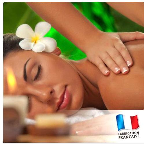 Bougie petite bonbonnière Relaxation Tahiti